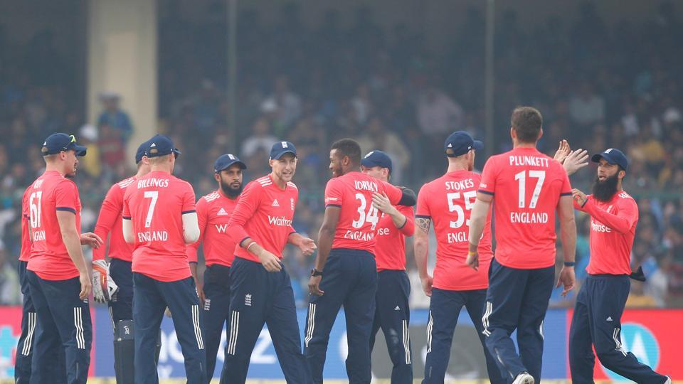 England, though continued to pick up wickets at regular intervals as the hosts struggled. (BCCI)