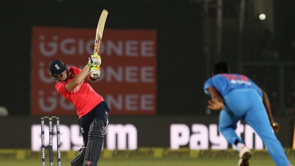 Chasing 148, Sam Billings and Jason Roy got England off to a flying start. (BCCI)