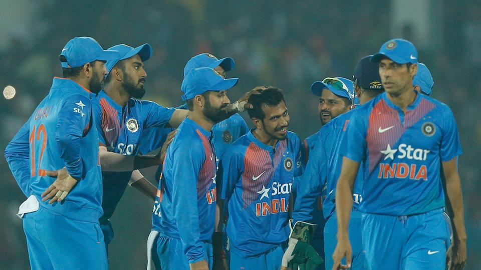 Yuzvendra Chahal got India back into the game with the wickets of Billings and Roy as England floundered. (BCCI)