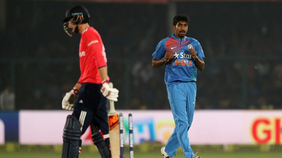 Jasprit Bumrah got the wicket of Joe Root but he overstepped as India squandered a golden chance. (BCCI)