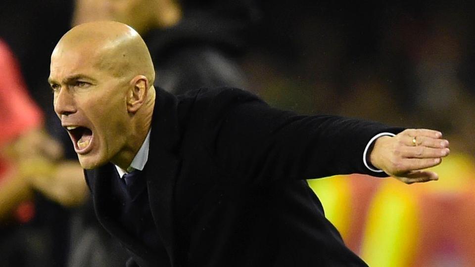 Real Madrid C.F.,Zinedine Zidane,Celta Vigo