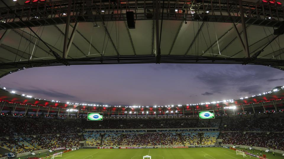 The Maracana stadium had hosted the 1950 and 2014 World Cup finals as well as the opening and closing ceremonies of the 2016 Rio Olympics.
