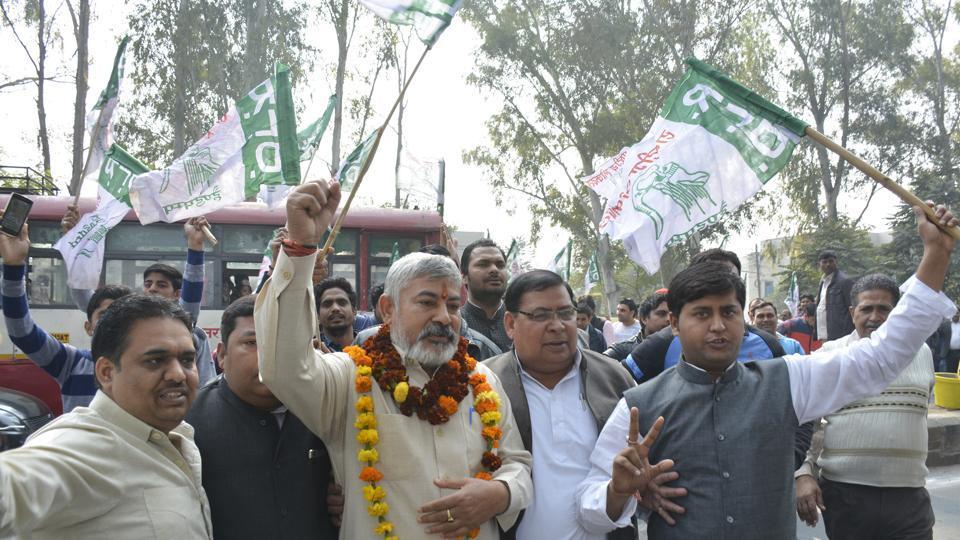 Congress,UP Polls,Rashtriya Lok Dal