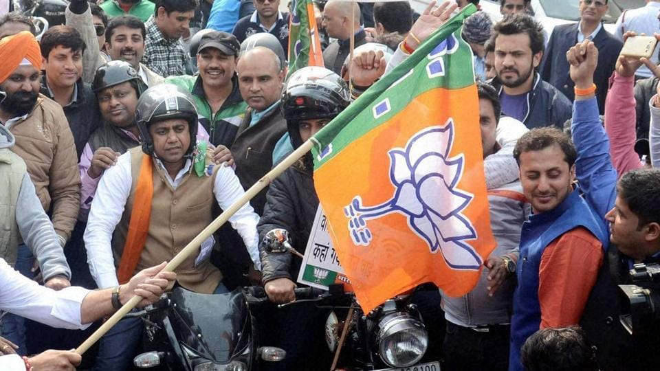 BJP has given ticket to Ved Gupta, who recently joined the party from BSP, from Ayodhya assembly constituency.
