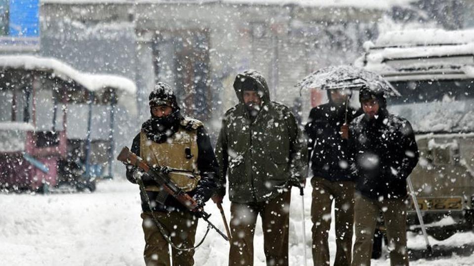 Avalanche,Kashmir,Bandipora