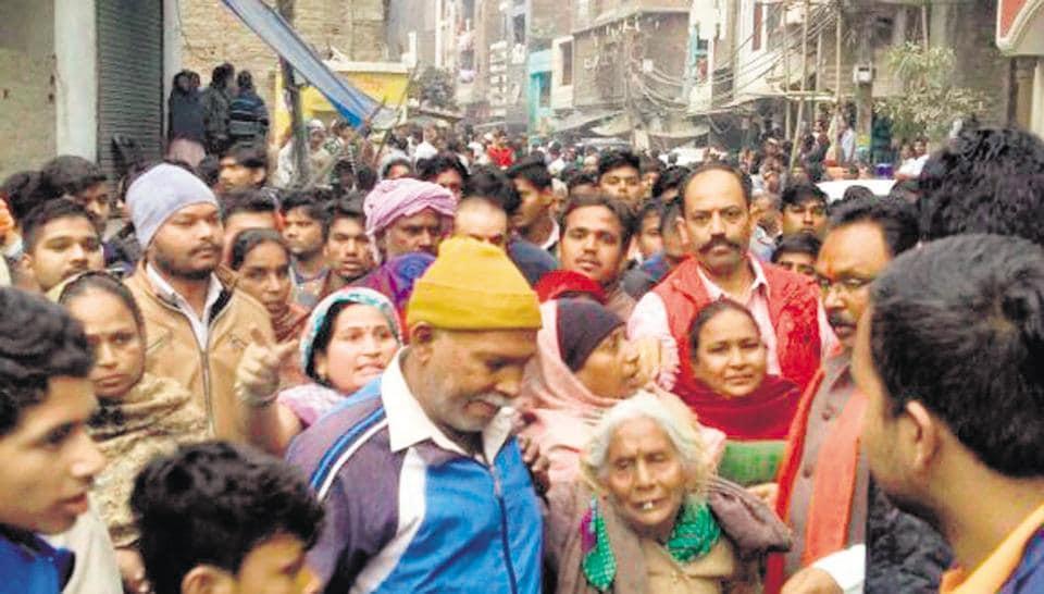 murder,Shaheed Nagar,quarrel
