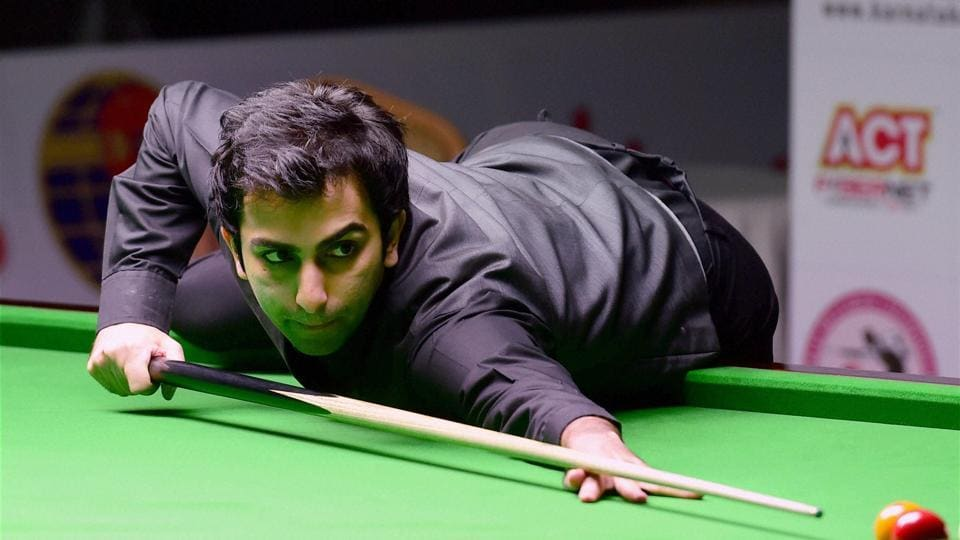 Pankaj Advani is an eight-time world champion in cue sports but was ignored for this year's Padma awards.