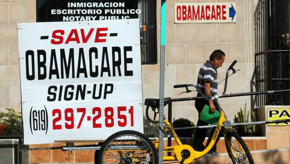 Obamacare,Donald Trump,Barack Obama