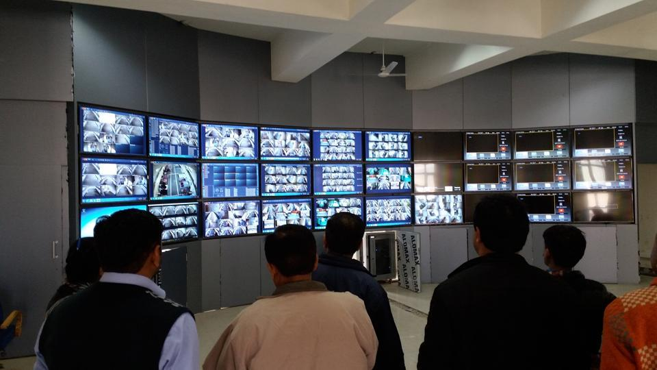 Tihar jail,Hi-tech security at Mandoli JAil,Delhi prisons