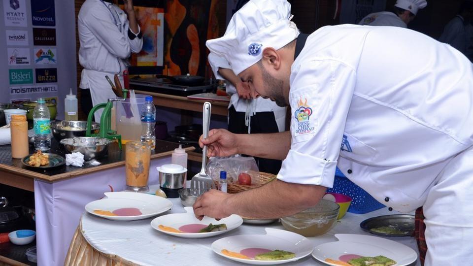 International Young Chef Olympiad,Food,Sanjeev Kapoor