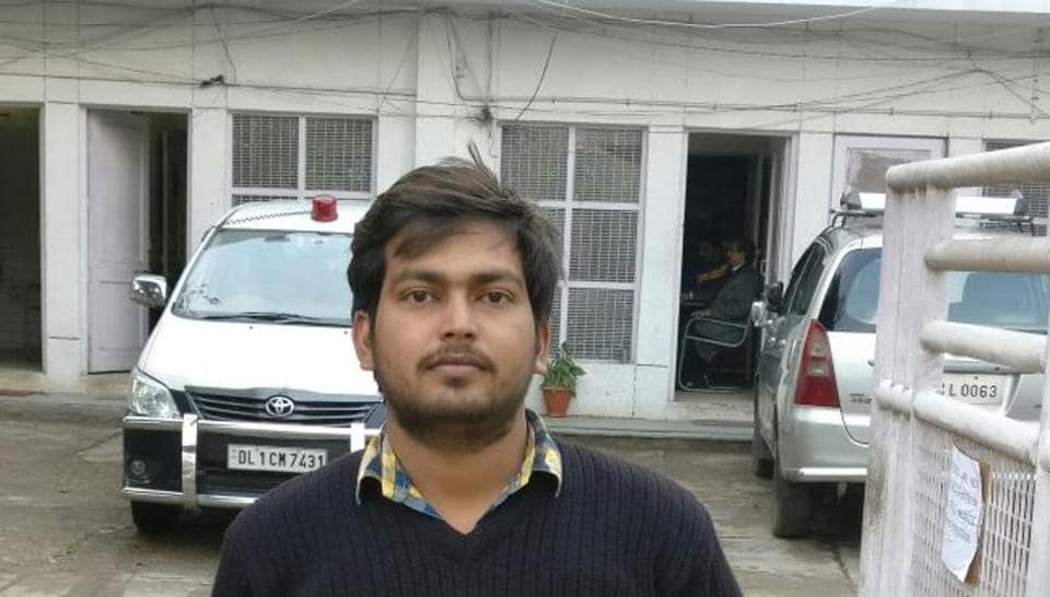 Gaurav Sharma, one of the two accused.