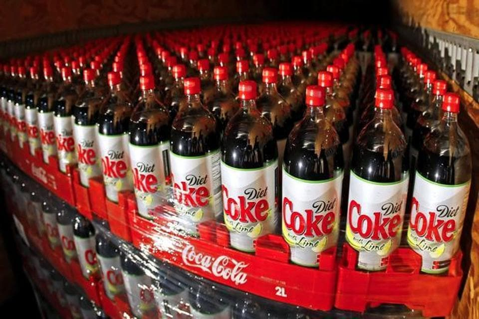 Cola companies have seen sales of aerated beverages being impacted as offtake of juices and fruit-based drinks has grown at a brisk pace.