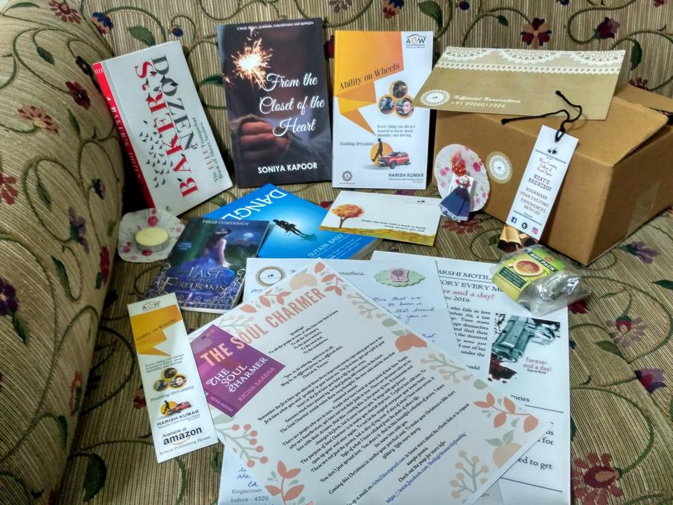 Books,Subscription boxes,Monthly boxes