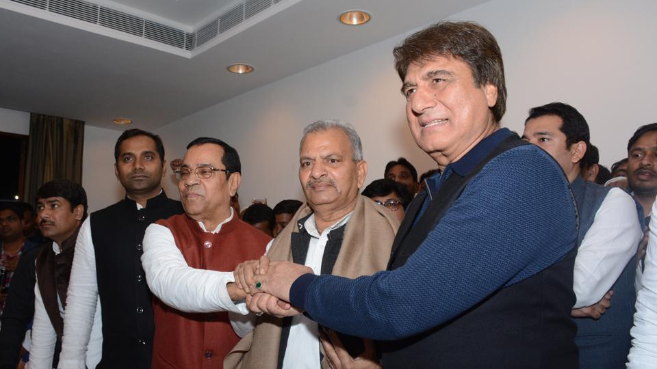 Congress, which managed to get 105 of the 403 seats under the seat-sharing deal with the SP after hard negotiations, is in no mood to give up its claim over all the ten seats in Amethi-Rae Bareli.