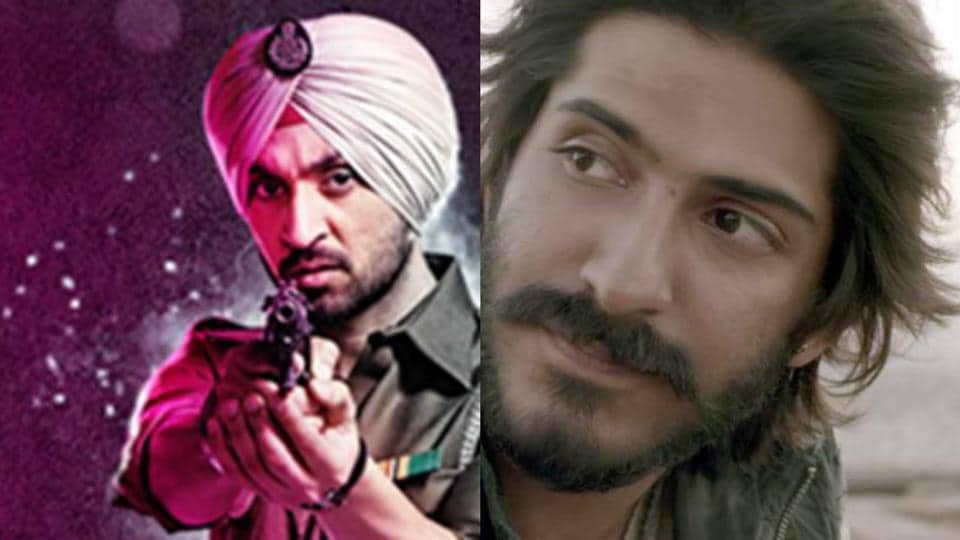 Harshvardhan tweeted that he respects Diljit Dosanjh and apologised to him.