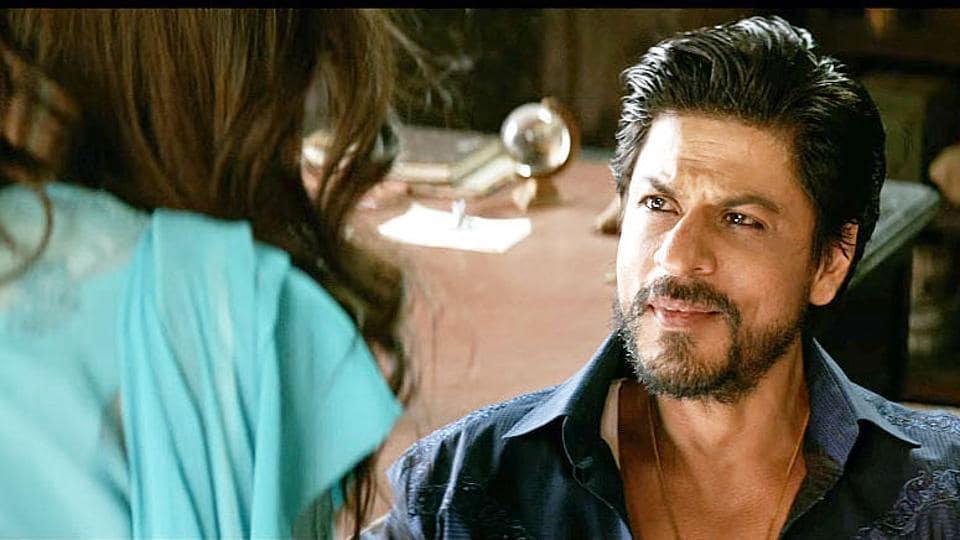 Shah Rukh Khan plays a Gujarati bootlegger in Raees.