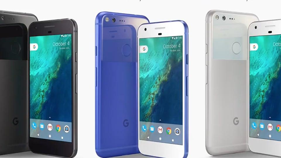 Google,Pixel,Phones