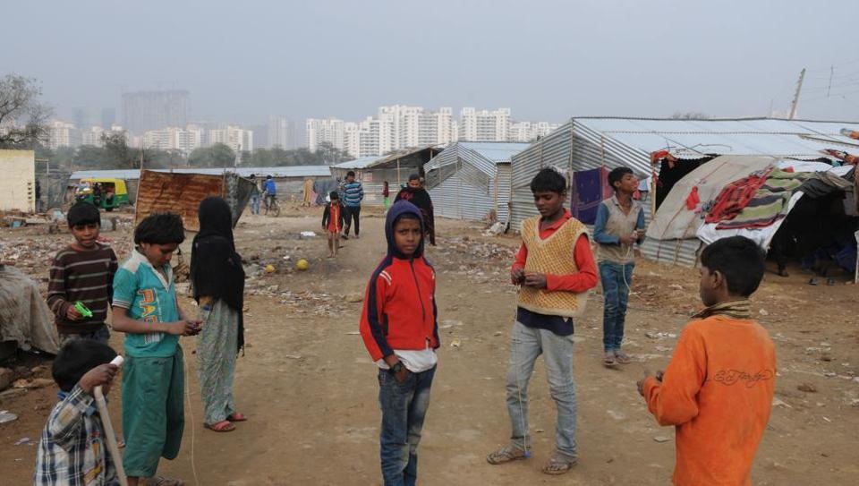 Gurgaon minor rape,10-year-old raped,Gurgaon slum