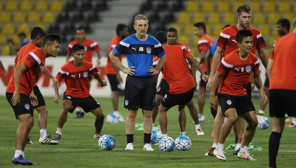 Bengaluru FC will face Churchill Brothers in their next I-League encounter.