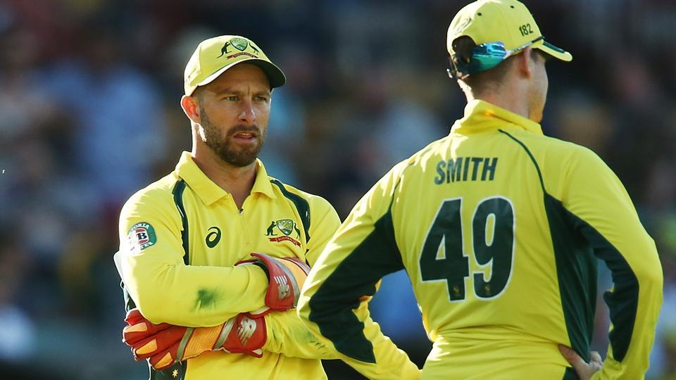 Matthew Wade will lead Australia for the Chappell-Hadlee series against New Zealand after Steven Smith was injured.