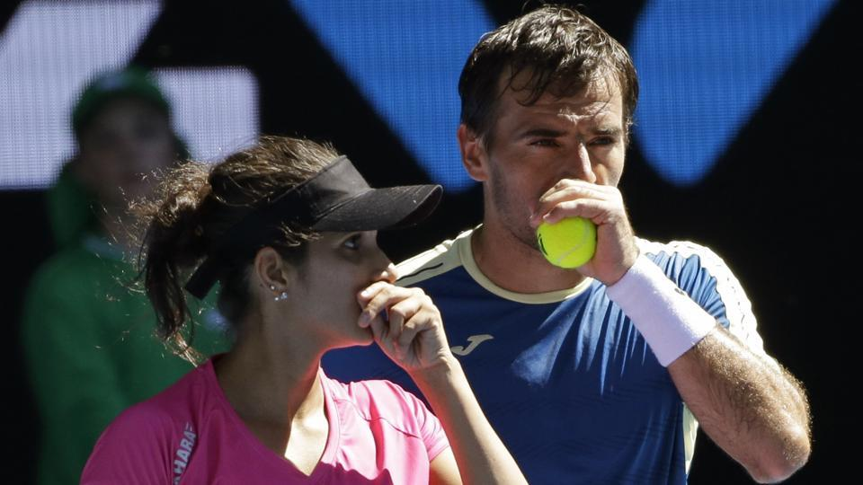 Sania Mirza - Ivan Dodig march into Australian Open final