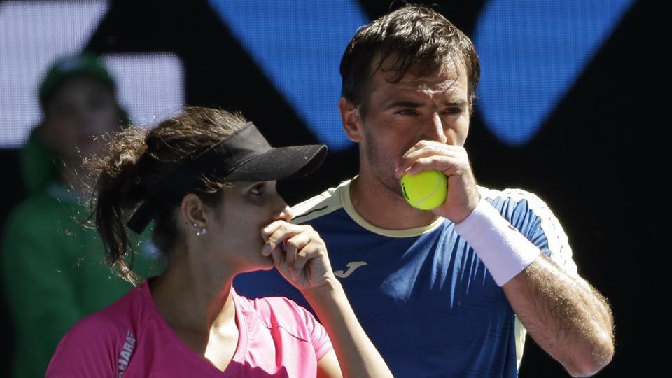 Sania Mirza,Australian Open,Ivan Dodidg
