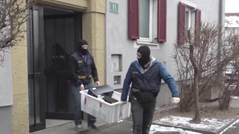Islamic State,Austria police,Islamist extremist