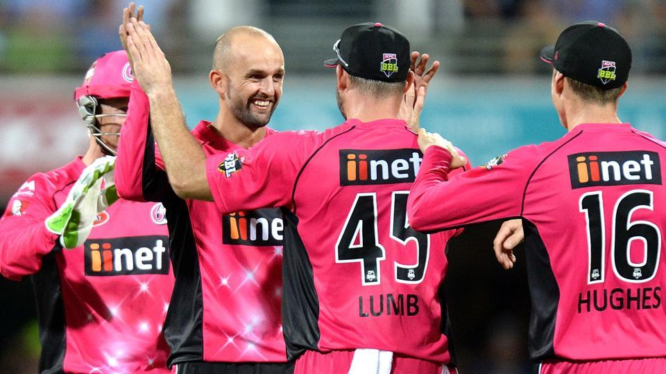 Big Bash League,Cricket Australia,Sydney Sixers