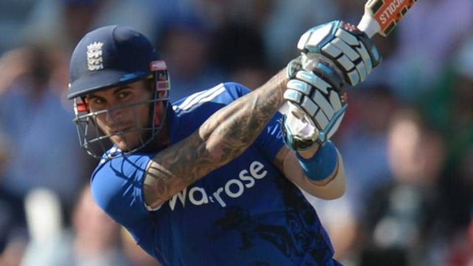 Alex Hales also missed the limited overs series vs India due to a hand injury.