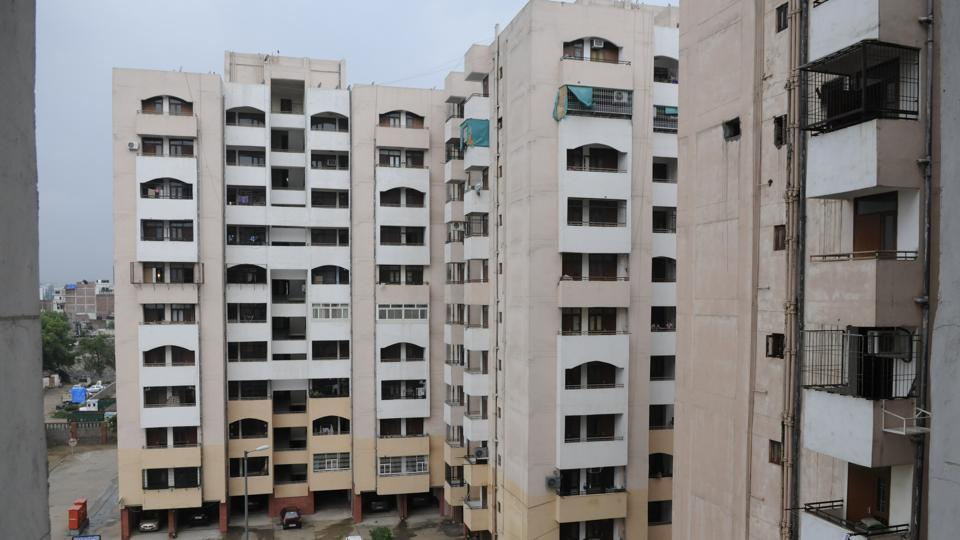 The DDA, the city's land developer, has put the houses back on sale under the banner of the 2016 housing scheme.