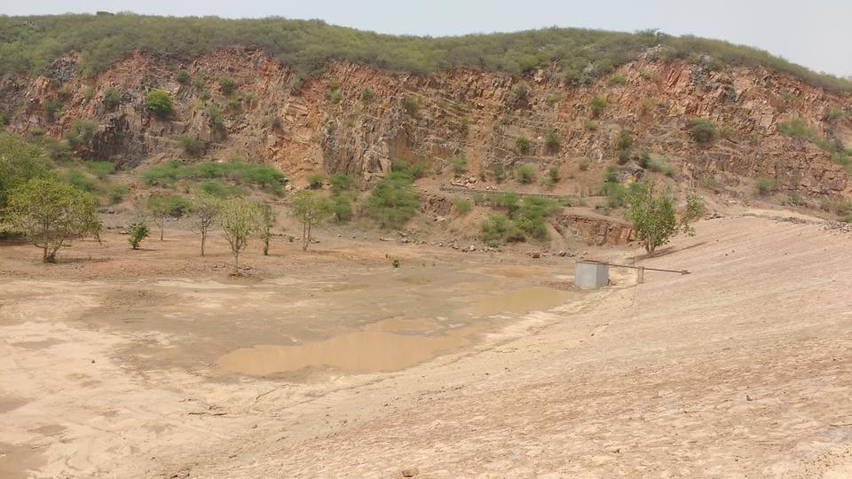 Ghata lake