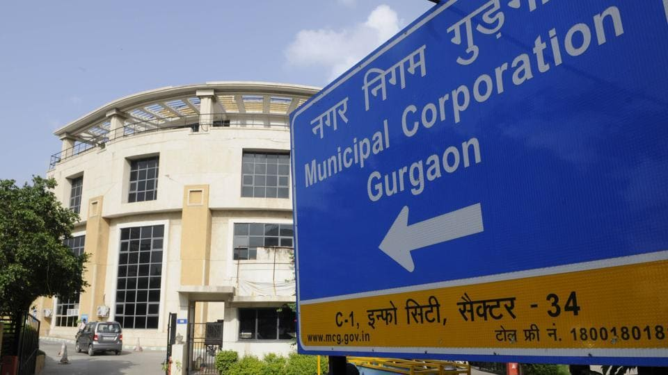Gurgaon,civic body,MCG