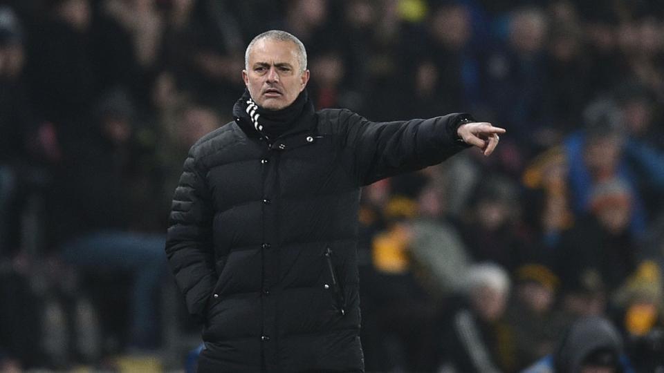 Jose Mourinho,Jurgen Klopp,Manchester United F.C.