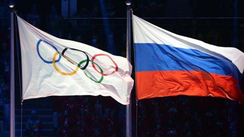 Russia was banned last July for breaching an International Weightlifting Federation (IWF) after three or more positive tests in re-analysis of samples from the 2008 and 2012 Olympics