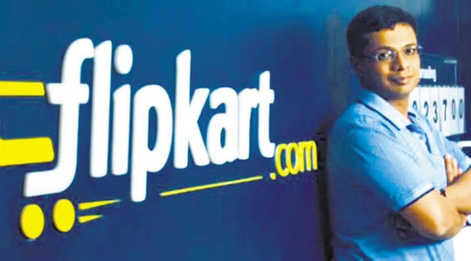 """In an earlier interview, Flipkart founder Sachin Bansal said that write-downs are """"theoretical exercises"""" based on """"uninformed opinion"""" and that """"valuation is what will happen when a real transaction takes place"""""""