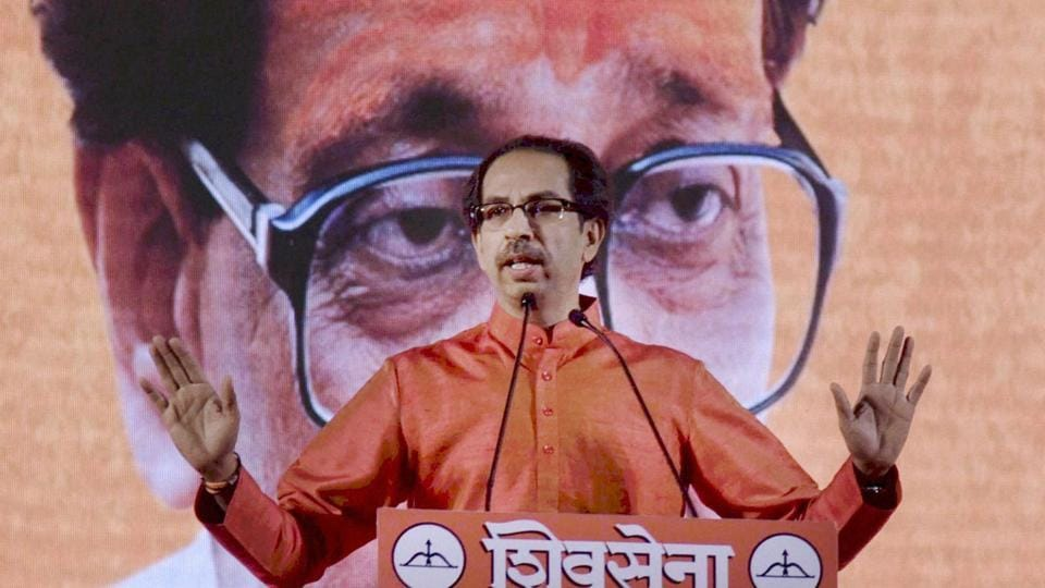 Hitting the BJP hard on several issues, Thackeray also decided never to have an alliance with the BJP even in future.