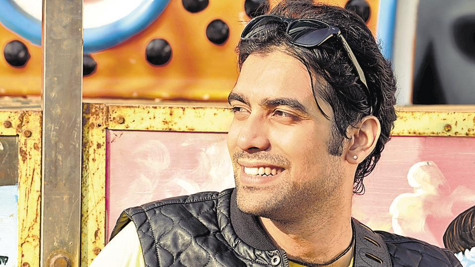 Singer Jubin Nautiyal says his heart has always been set on music.