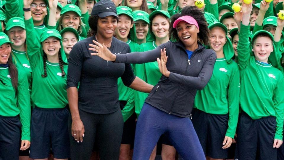 Serena Williams,Venus Williams,Australian Open