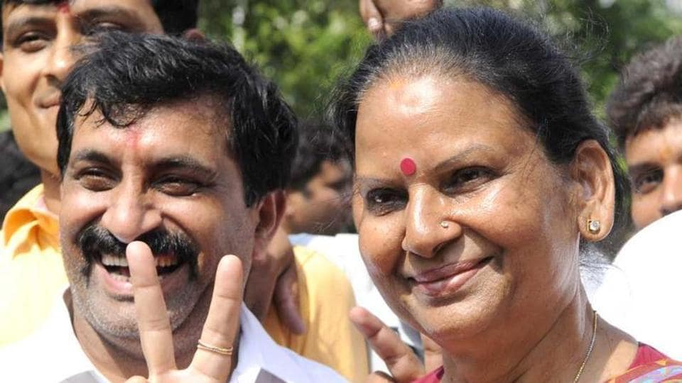 BJP's Vimla Batham was only the second woman to become an MLA in the district.