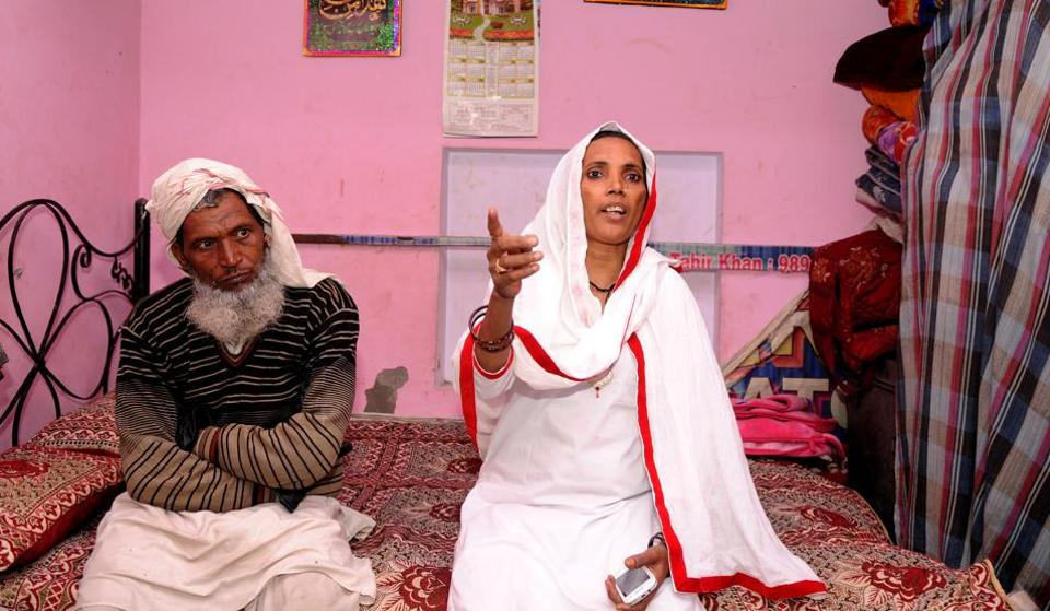 Lack of civic amenities in her colony and the neighbouring villages in Dadri is what drove 44-year-old Shakila  Begum to contest the elections.