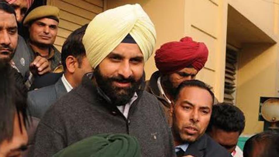 Shiromani Akali Dal (SAD) minister Bikram Singh Majithia