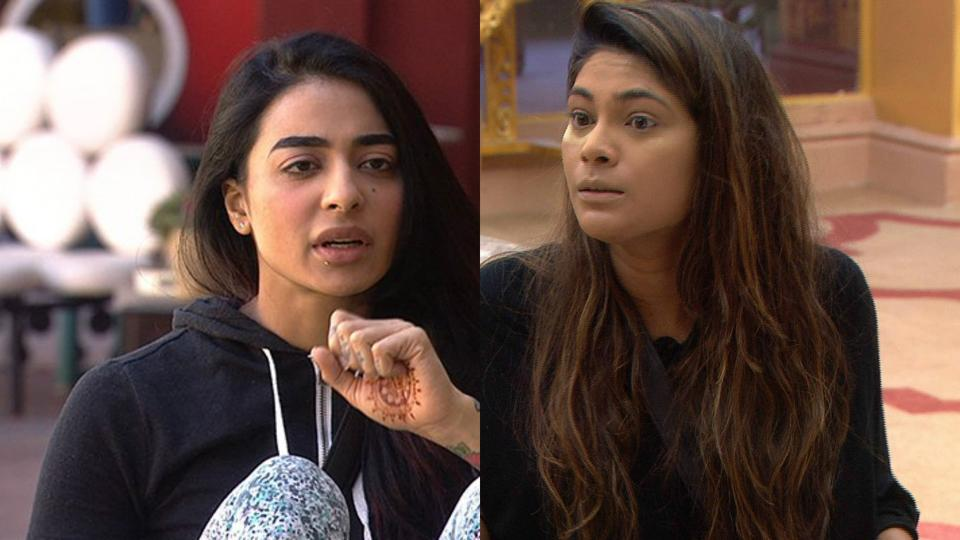 Bnai Judge and Lopamudra Raut have been fighting throughout the season.