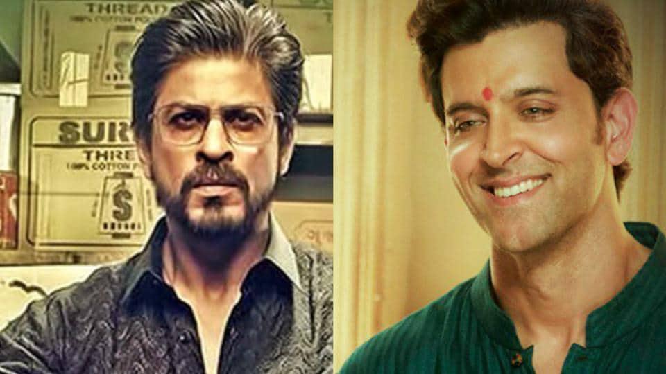 Raees Vs Kaabil,Shah Rukh Khan,Hrithik Roshan