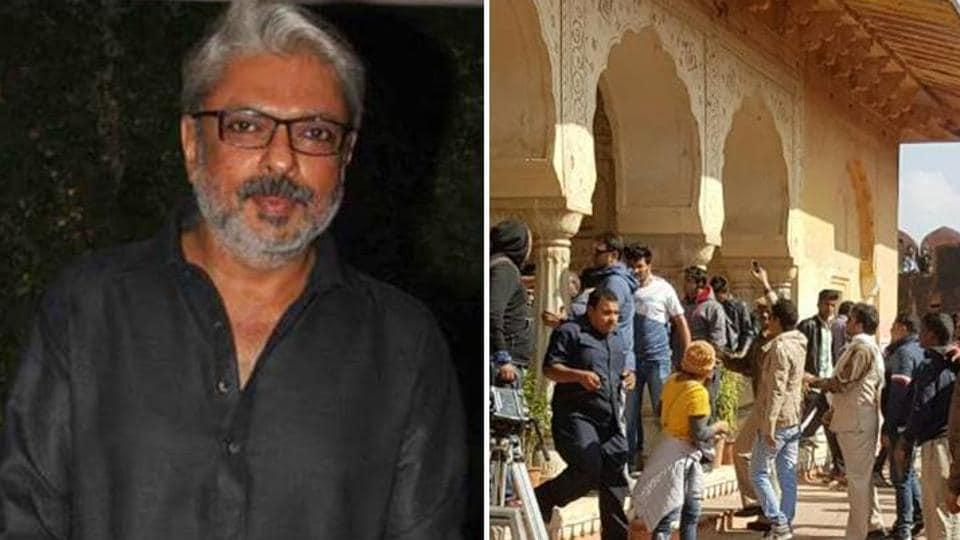 Sanjay Leela Bhansali,Sanjay Leela Bhansali attack,Sanjay Leela Bhansali Padmavati
