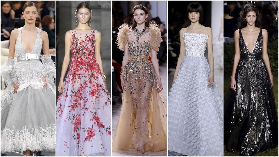 Elie Saab Oscars Dress