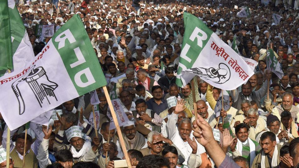 RLD has so far announced names of 150 candidates after it failed to strike a deal with the Samajwadi Party and Congress.