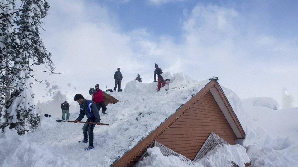 Twenty one people, including 15 army soldiers, died in snow-triggered tragedies, including avalanches, roof collapses etc since Tuesday in Jammu and Kashmir.