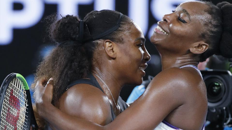 Venus Williams lost in the final to Serena Williams but she was happy that the family name was present in the Australian Open trophy.