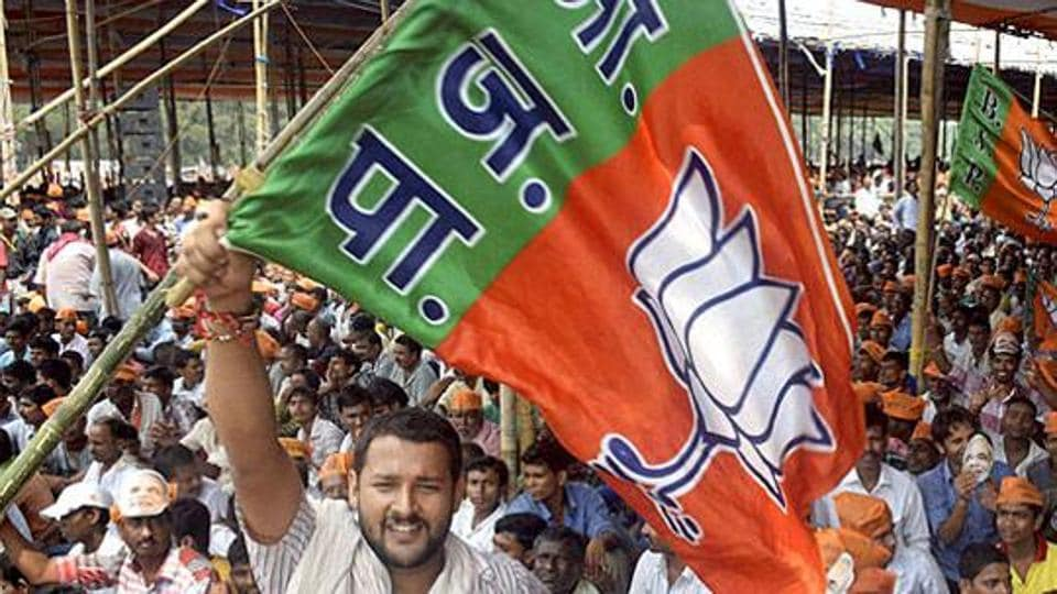 The BJP is not just deprived of local leaders, but is also now working without an agenda. All it has going for it is Modi, and careful caste arithmetic -- which could just about help it scrape through.