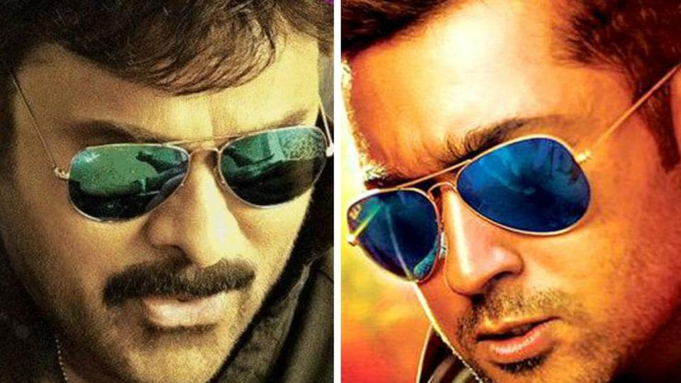 Voices of Chiranjeevi and Suriya will be used to narrate some crucial part of the story.